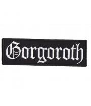 "Нашивка ""Gorgoroth"""