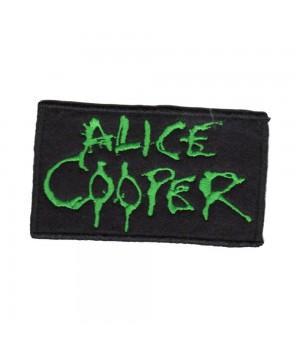 """Нашивка """"Alice Cooper"""""""