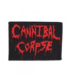 """Нашивка """"Cannibal Corpse"""""""