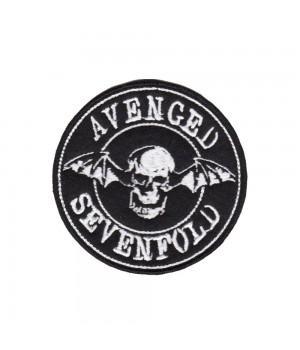 "Нашивка ""Avenged Sevenfold"""