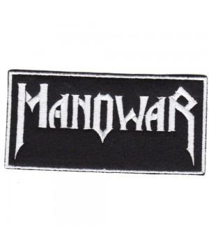 "Нашивка ""Manowar"""