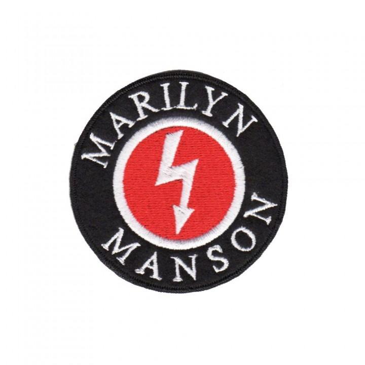 "Нашивка ""Marilyn Manson"" (5180)"