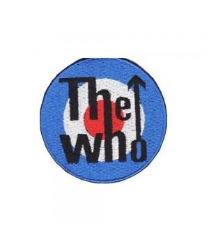 """Нашивка """"The Who"""""""