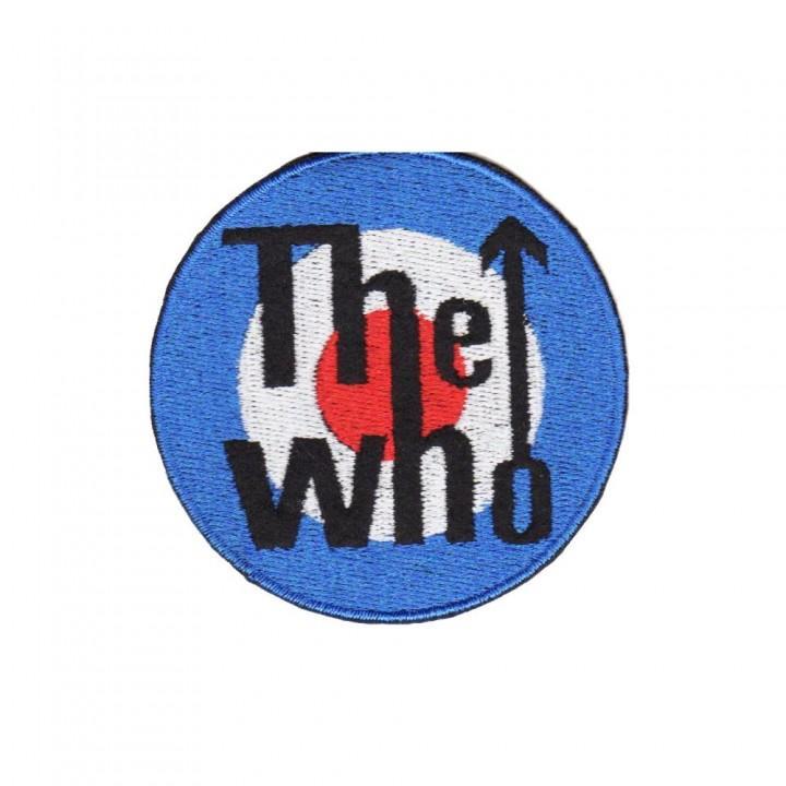 """Нашивка """"The Who"""" (13967)"""