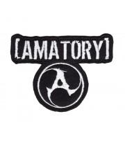 """Нашивка """"Amatory"""""""