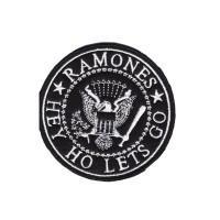 """Нашивка """"Ramones"""""""