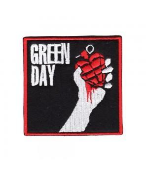 "Нашивка ""Green Day"""