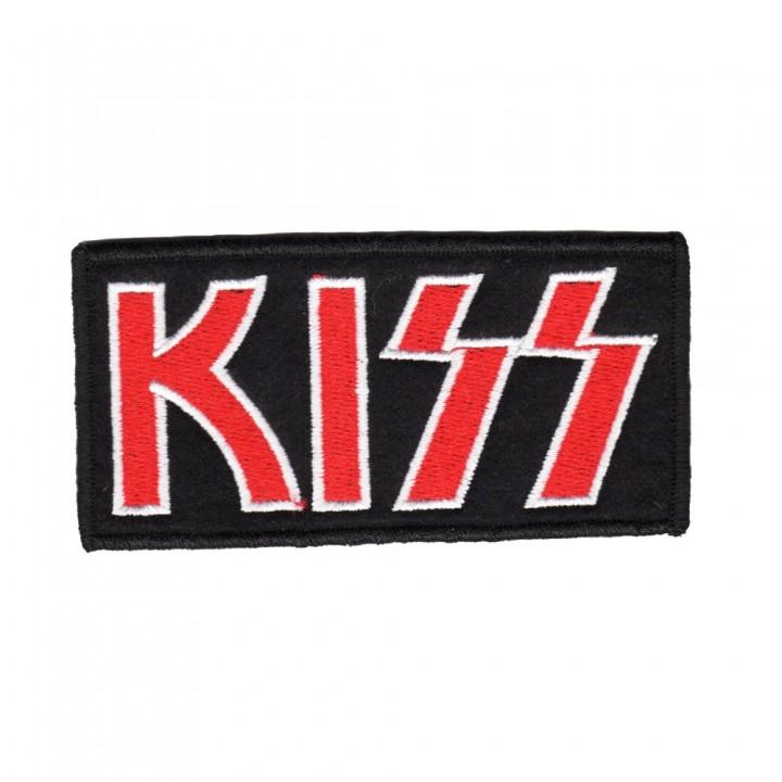 "Нашивка ""Kiss"" (5237)"