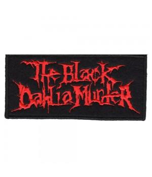 "Нашивка ""The Black Dahlia Murder"""