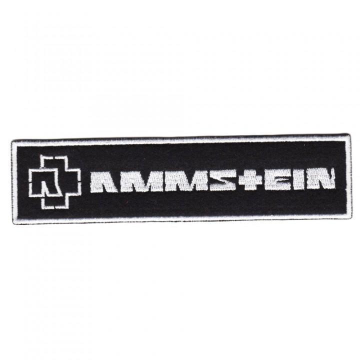 """Нашивка """"Rammstein"""" (14360)"""