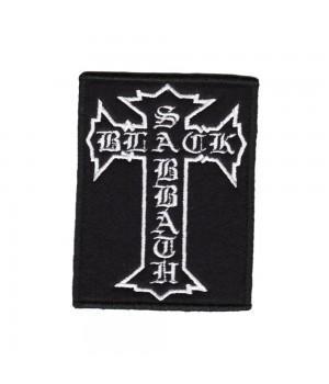 "Нашивка ""Black Sabbath"""
