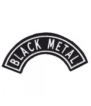 "Нашивка ""Black Metal"""