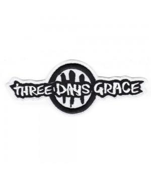 "Нашивка ""Three Days Grace"""