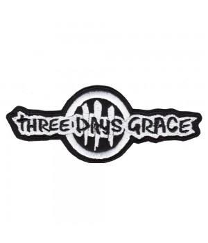 "Нашивка ""Three Days Grace"""