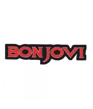 """Нашивка """"Bon Jovi"""""""