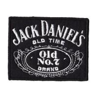 """Нашивка """"Jack Daniel's"""""""