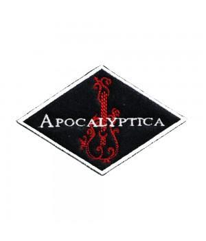 """Нашивка """"Apocalyptica"""""""