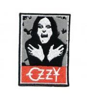 "Нашивка ""Ozzy Osbourne"""