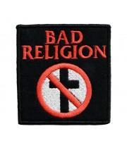 """Нашивка """"Bad Religion"""""""