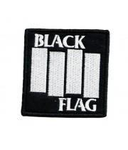 """Нашивка """"Black Flag"""""""