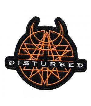 "Нашивка ""Disturbed"""