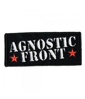 "Нашивка ""Agnostic Front"""