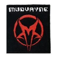 "Нашивка ""Mudvayne"""