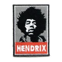 """Нашивка """"Jimi Hendrix"""""""