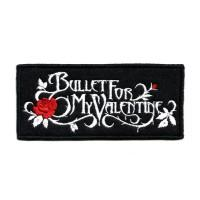 "Нашивка ""Bullet For My Valentine"""