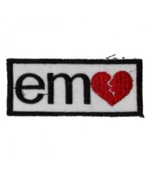 """Нашивка """"Emo"""""""