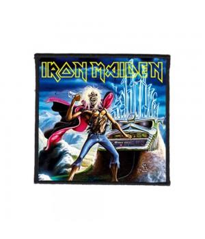 "Нашивка ""Iron Maiden"""