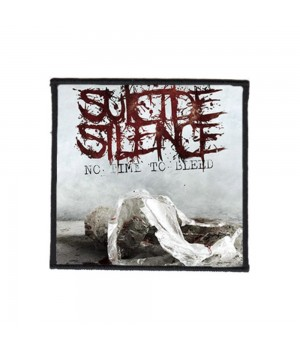 """Нашивка """"Suicide Silence"""""""