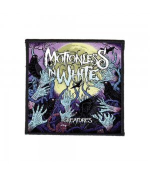 """Нашивка """"Motionless In White"""""""