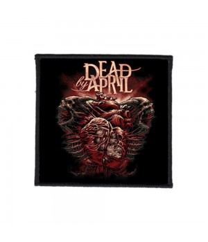 "Нашивка ""Dead By April"""
