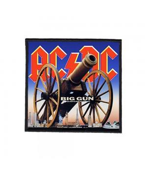 "Нашивка ""AC/DC"""