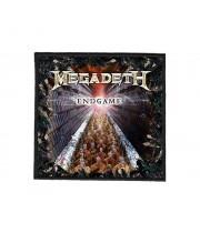 "Нашивка ""Megadeth"""