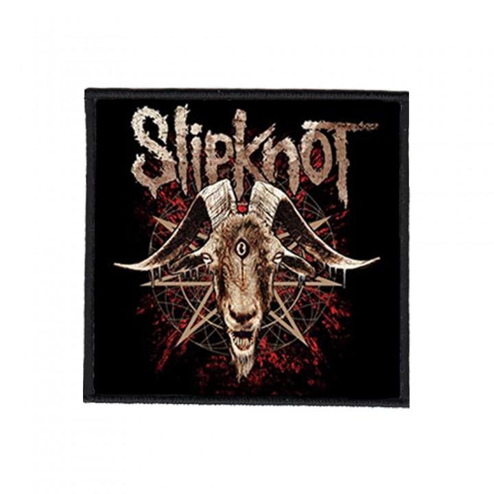 "Нашивка ""Slipknot"" (16115)"