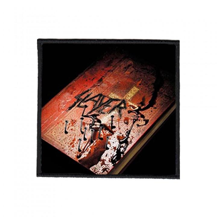"Нашивка ""Slayer"" (16144)"