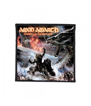 "Нашивка ""Amon Amarth"""