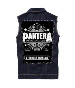 """Нашивка на спину """"Pantera"""""""