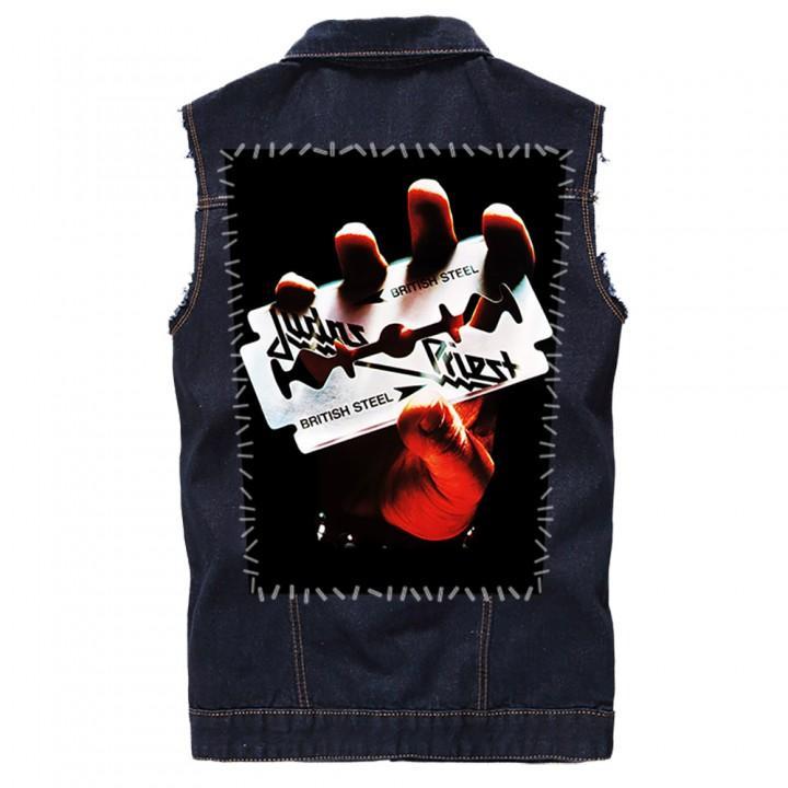 "Нашивка на спину ""Judas Priest"" (12849)"