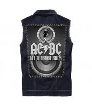 "Нашивка на спину ""AC/DC"""