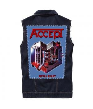 "Нашивка на спину ""Accept"""