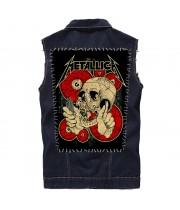 "Нашивка на спину ""Metallica"""