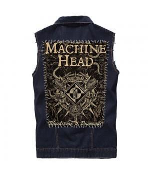 """Нашивка на спину """"Machine Head"""""""