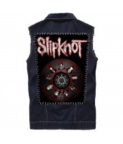 "Нашивка на спину ""Slipknot"""