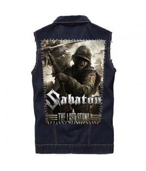"Нашивка на спину ""Sabaton"""