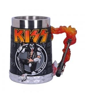 "Кружка ""Kiss - Flame Range The Demon"""