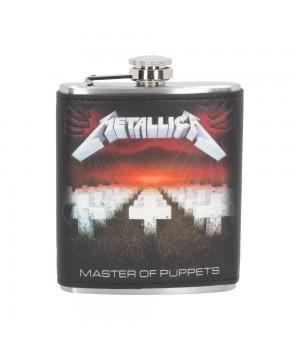 "Фляга ""Metallica - Master of Puppets"" (210 мл)"
