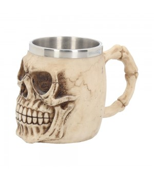 "Кружка ""Grinning Skull"" 16 см"